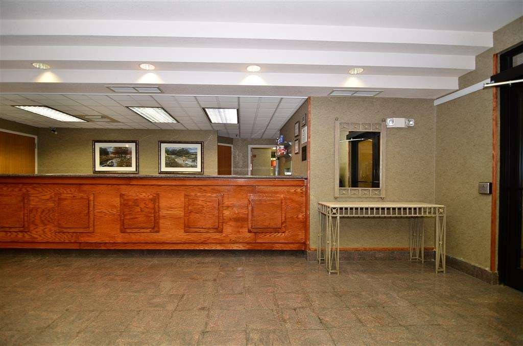 Best Western Plus Twin Falls Hotel - Reception