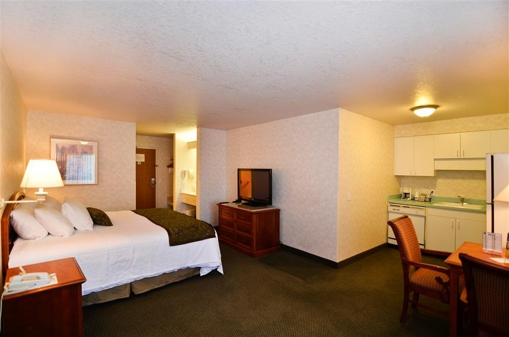 Best Western Plus Twin Falls Hotel - Kitchenette Suite