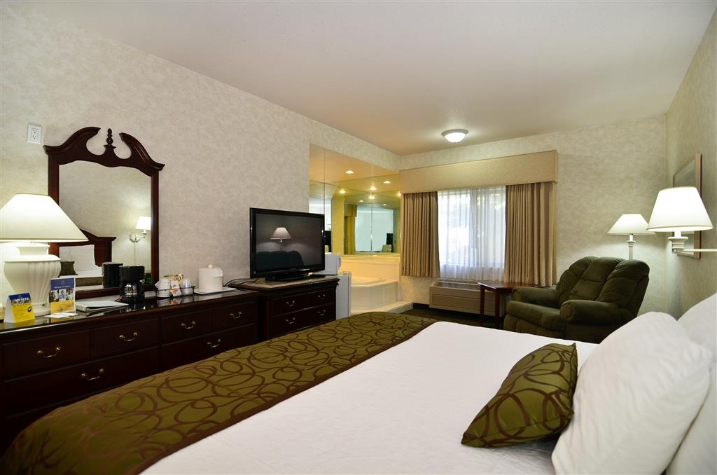 Best Western Plus Twin Falls Hotel - Guest room
