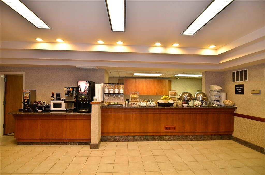 Best Western Plus Twin Falls Hotel - Breakfast Buffet