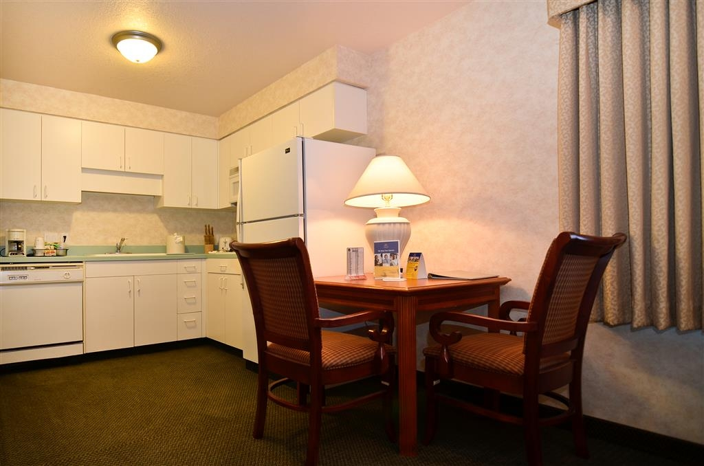 Best Western Plus Twin Falls Hotel - Suite