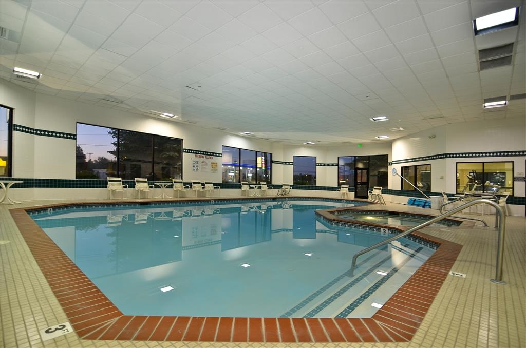 Best Western Plus Twin Falls Hotel - Hot Tub