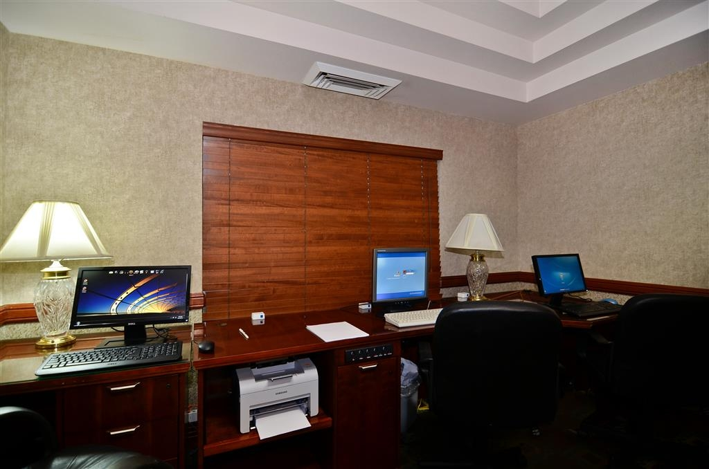 Best Western Plus Twin Falls Hotel - Business Center