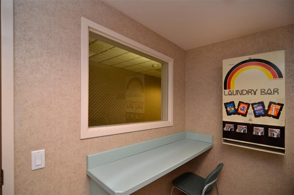Best Western Plus Twin Falls Hotel - Laundry Facilities
