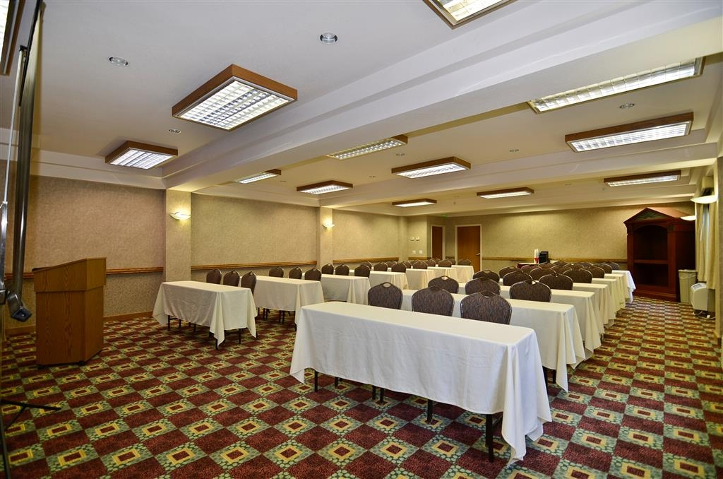 Best Western Plus Twin Falls Hotel - Meeting Room