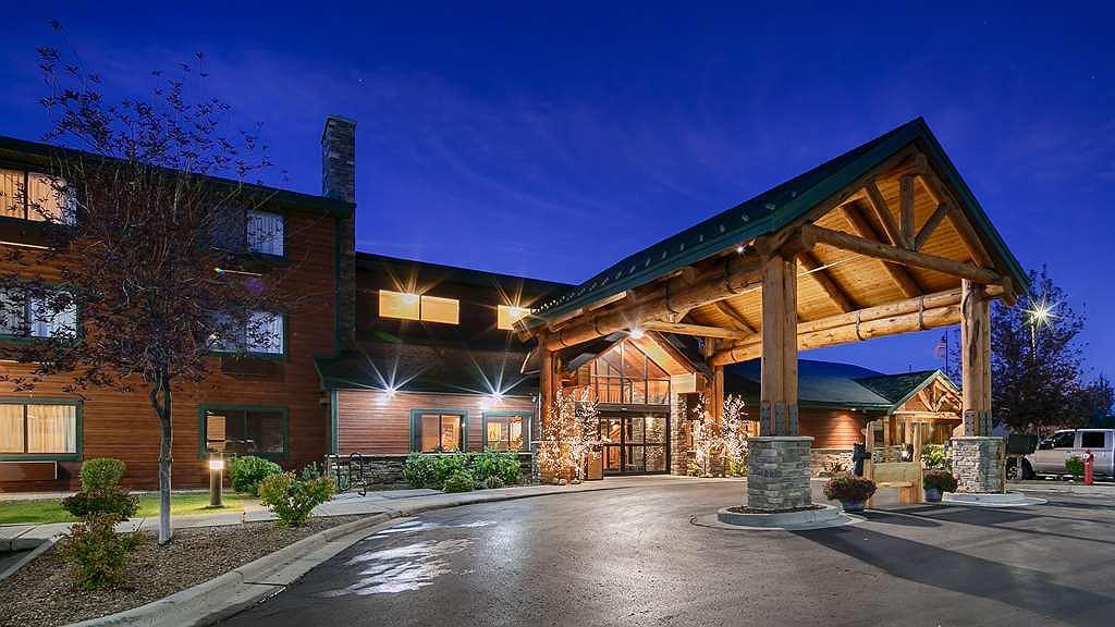 Best Western Plus McCall Lodge & Suites - Vue extérieure