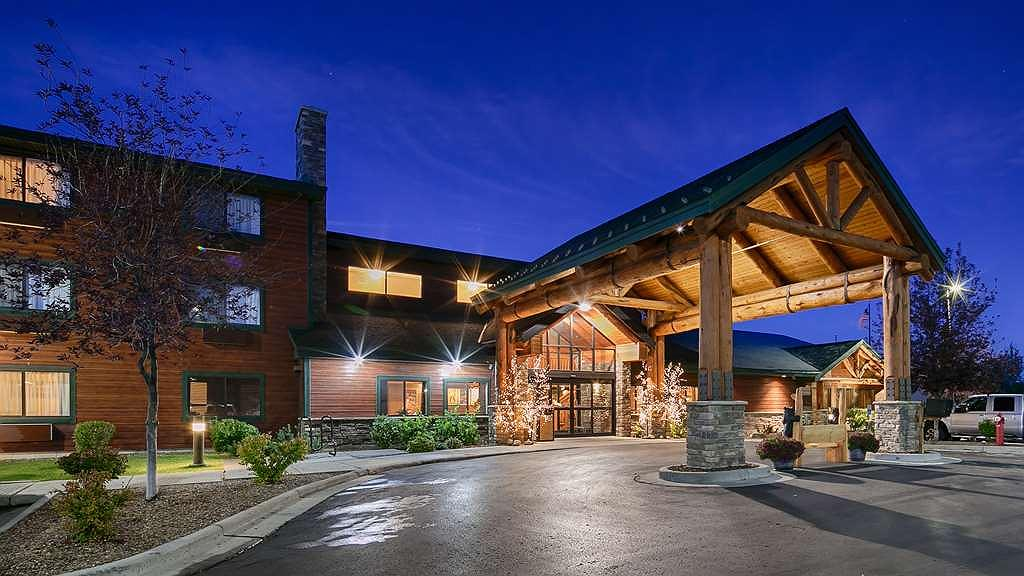 Best Western Plus McCall Lodge & Suites - Area esterna