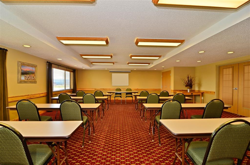 Best Western Plus McCall Lodge & Suites - Sala meeting