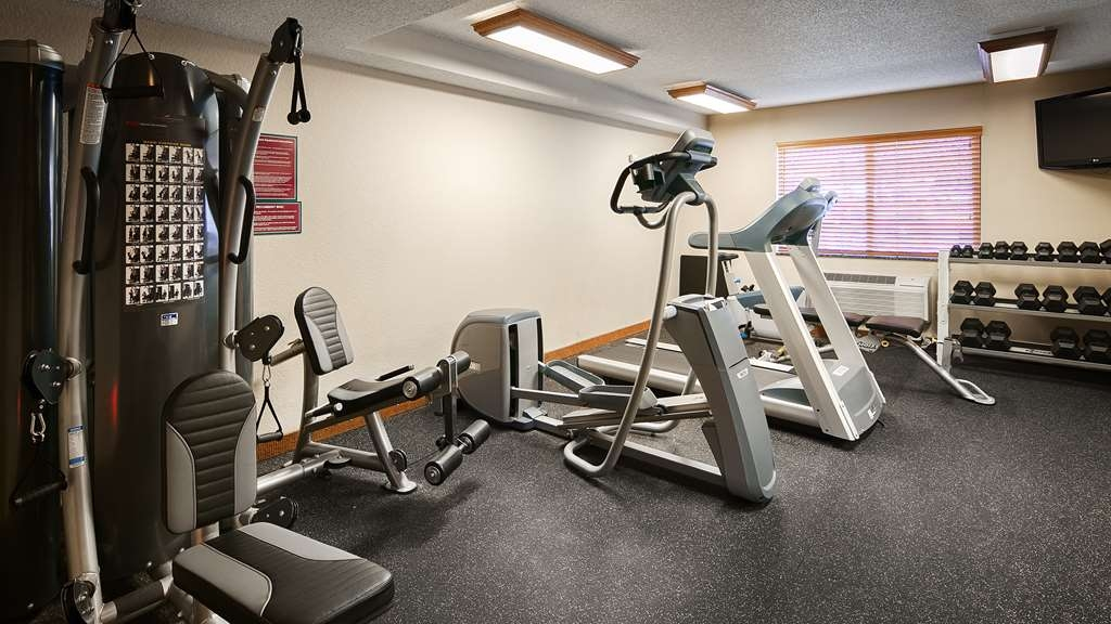Best Western Plus McCall Lodge & Suites - Centro fitness