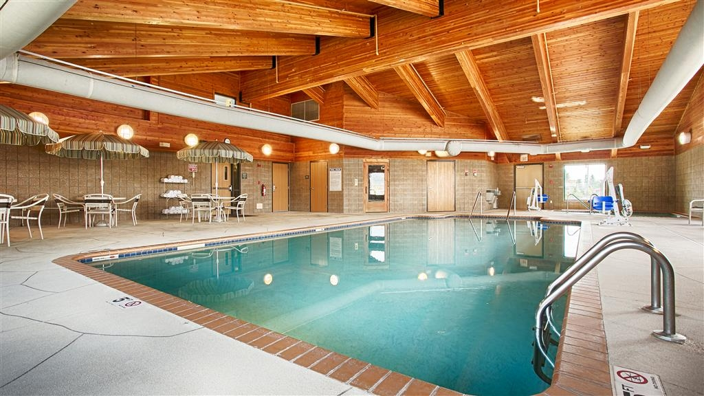 Best Western Plus McCall Lodge & Suites - Piscina
