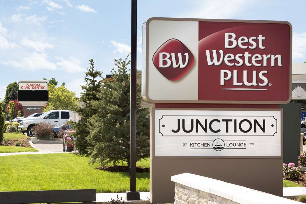 Best Western Plus Peppertree Nampa Civic Center Inn - Best Western Plus Peppertree Nampa Civic Center Inn Hotel Civic Center Proximity