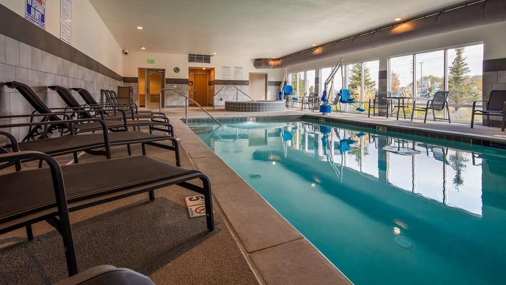 Best Western Plus Peppertree Nampa Civic Center Inn - Vue de la piscine