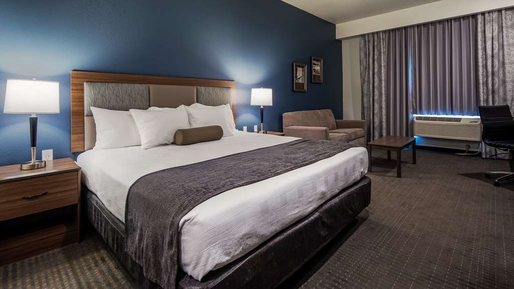 Best Western Plus Peppertree Nampa Civic Center Inn - Chambres / Logements