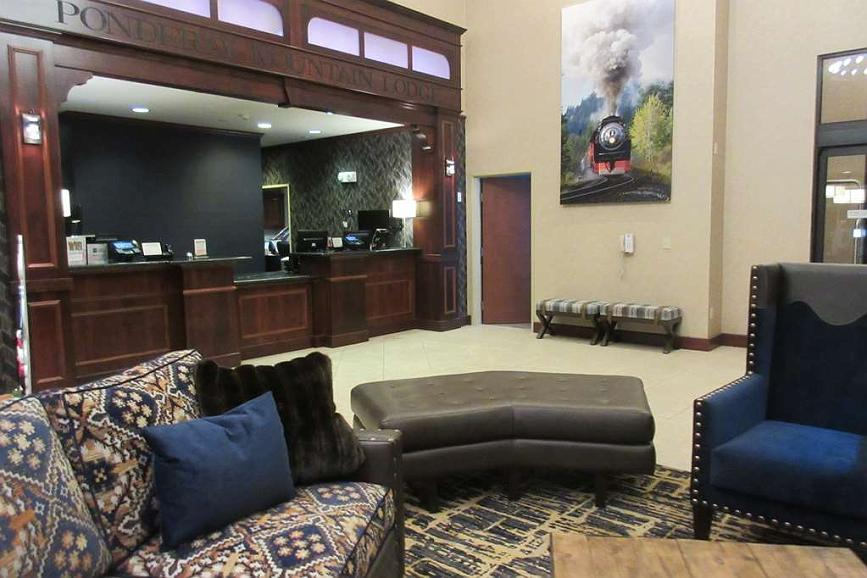 Best Western Plus Ponderay Mountain Lodge - Best Western Plus Ponderay Mountain Lodge
