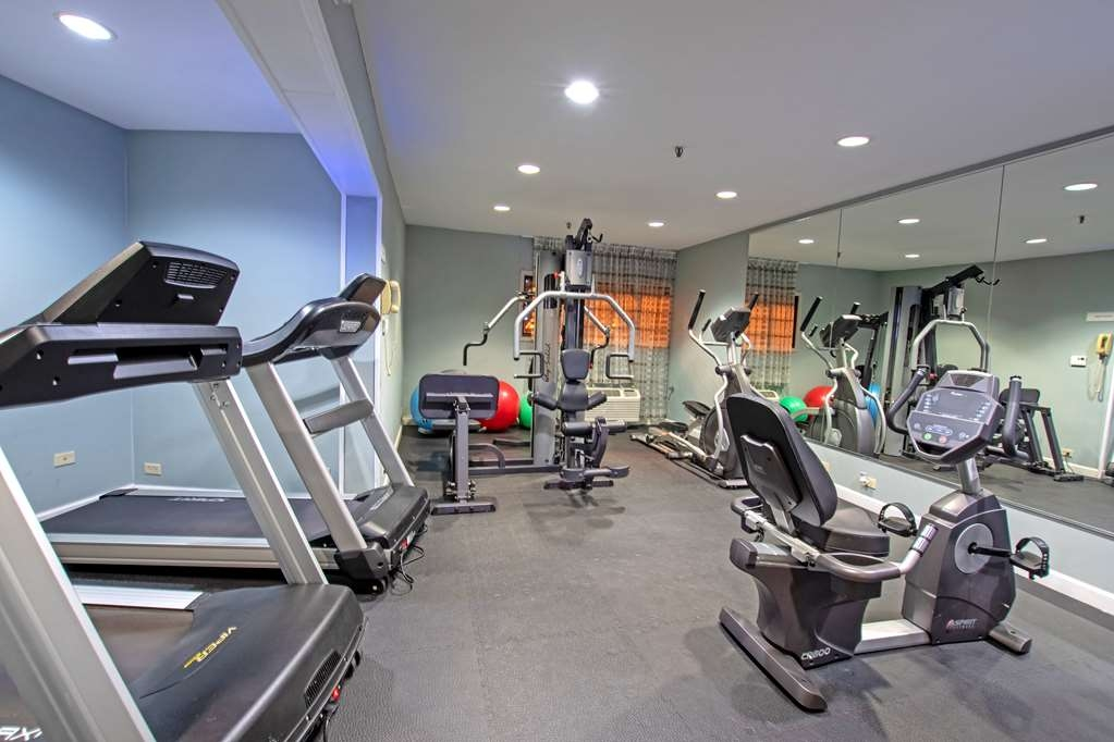 Best Western at O'Hare - Fitnessstudio