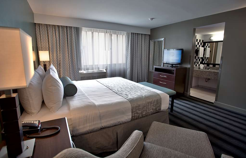 Best Western River North Hotel - King Bed Guest Room