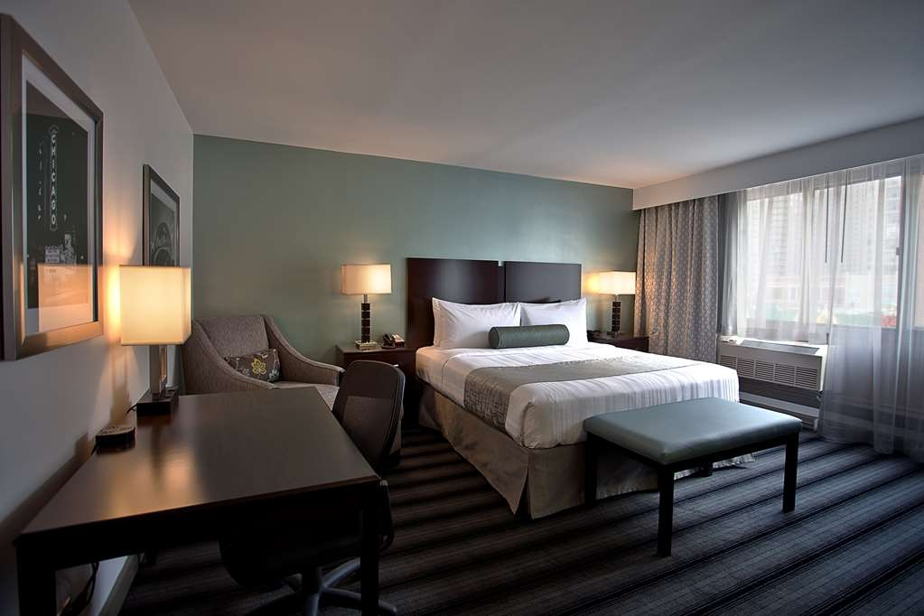 Best Western River North Hotel - You'll find all the comforts of home in our well appointed guest rooms.