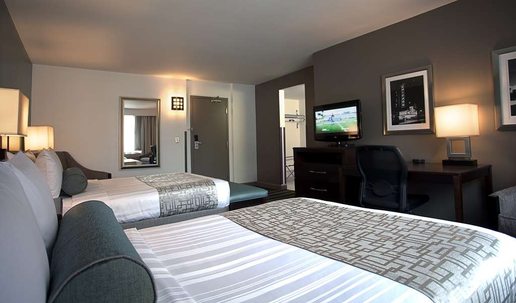 Best Western River North Hotel - Chambres / Logements