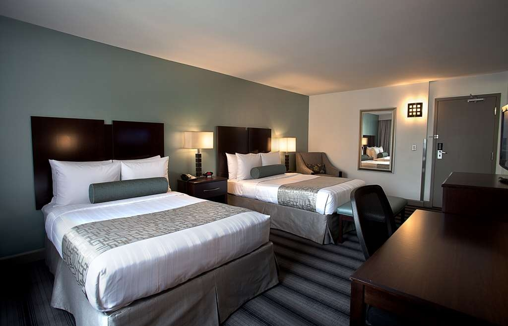 Best Western River North Hotel - Two Double Bed Guest Room