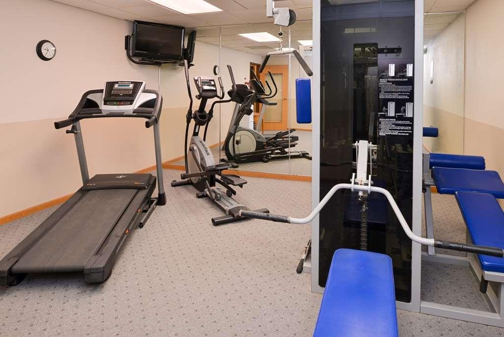 Best Western Designer Inn & Suites - Fitnessstudio