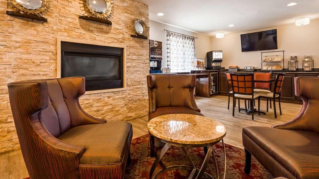 Best Western Designer Inn & Suites - Lobbyansicht