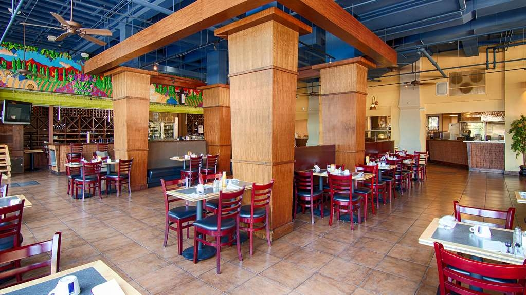 Best Western Grant Park Hotel - Restaurante/Comedor