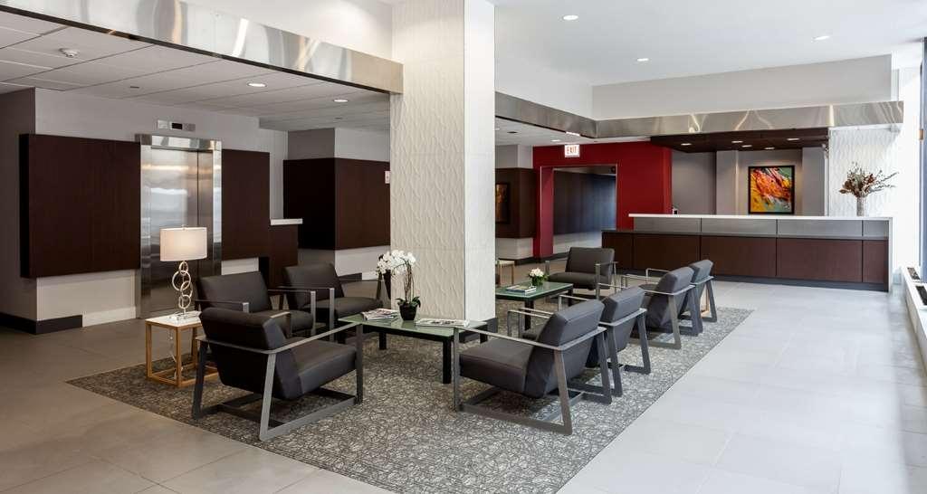 Best Western Grant Park Hotel - Vista del vestíbulo