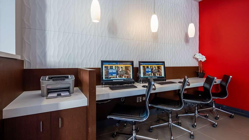 Best Western Grant Park Hotel - centro de negocios-característica
