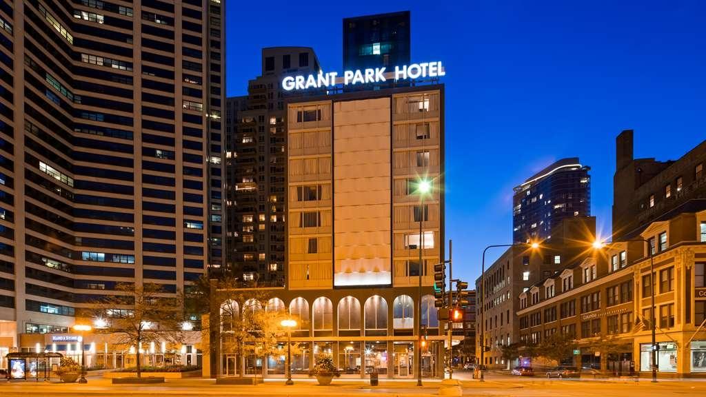 Best Western Grant Park Hotel - Vista Exterior