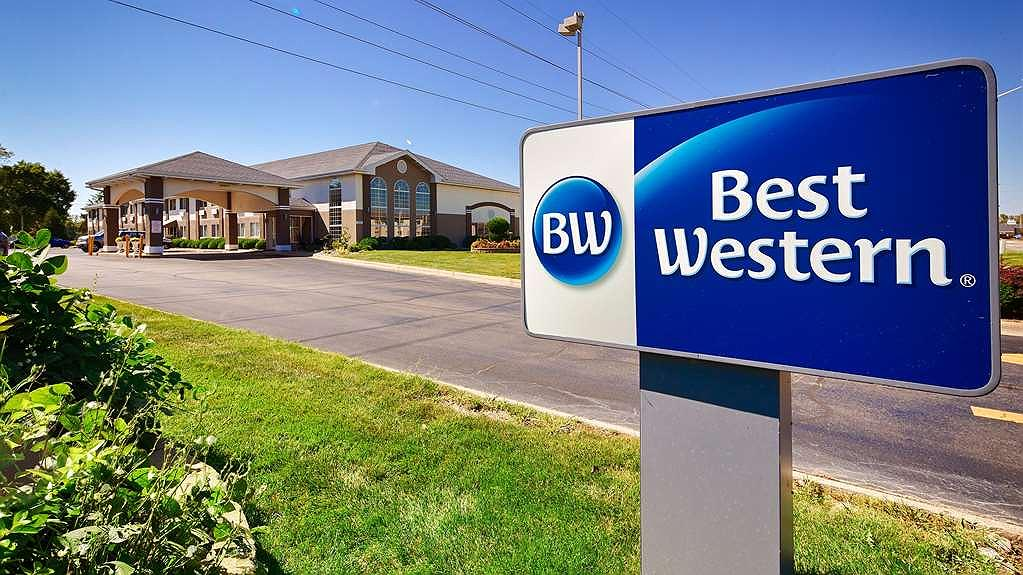 Best Western Airport Inn - Vista exterior