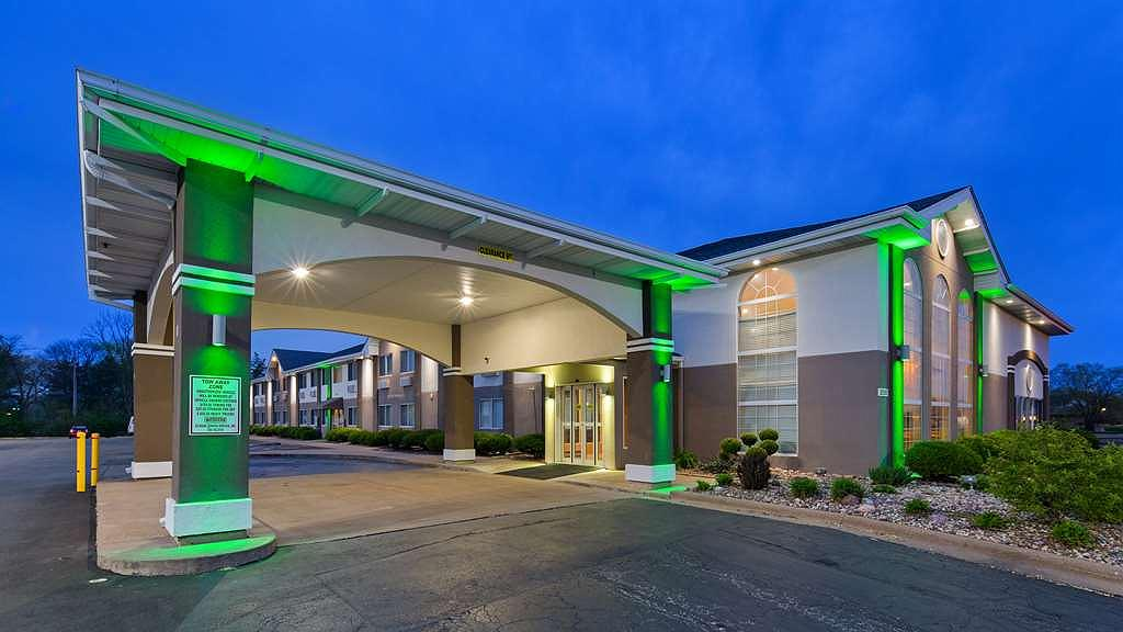 Best Western Airport Inn - Exterior