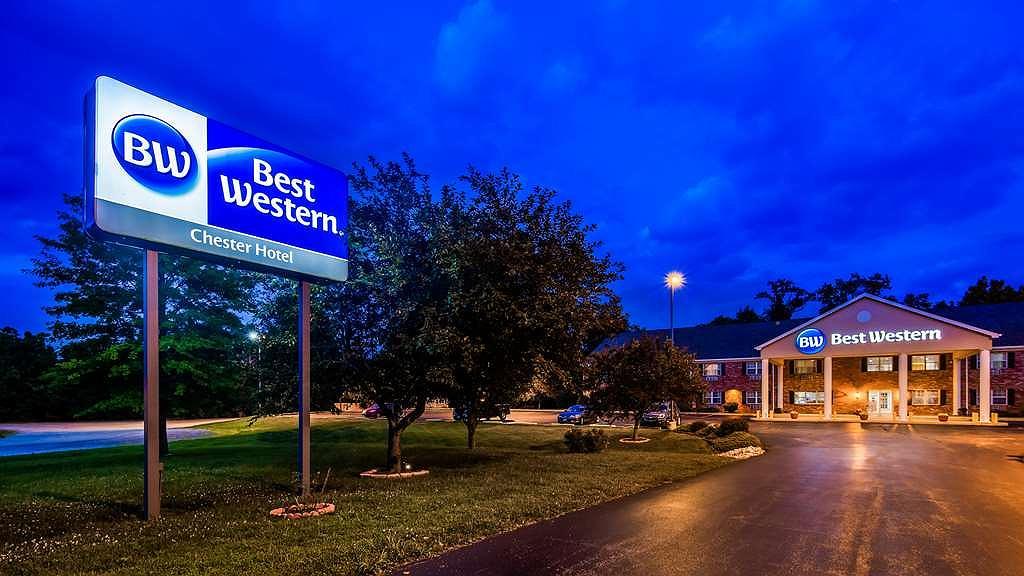 Best Western Chester Hotel - Vista exterior