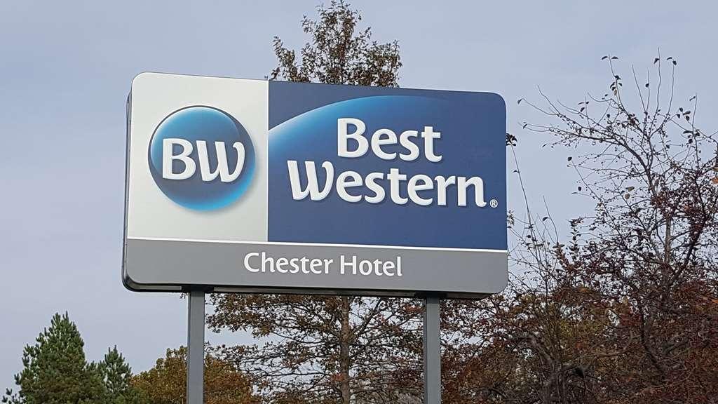 Best Western Chester Hotel - Außenansicht
