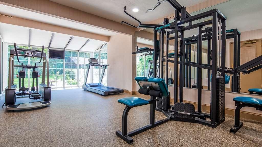 Best Western Chester Hotel - Fitnessstudio