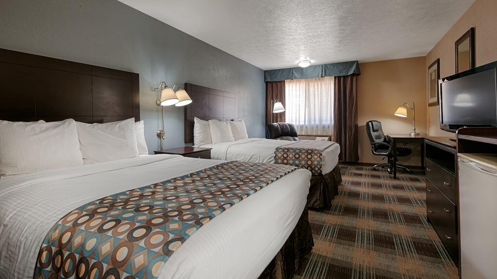 Best Western Regency Inn - Guest Room