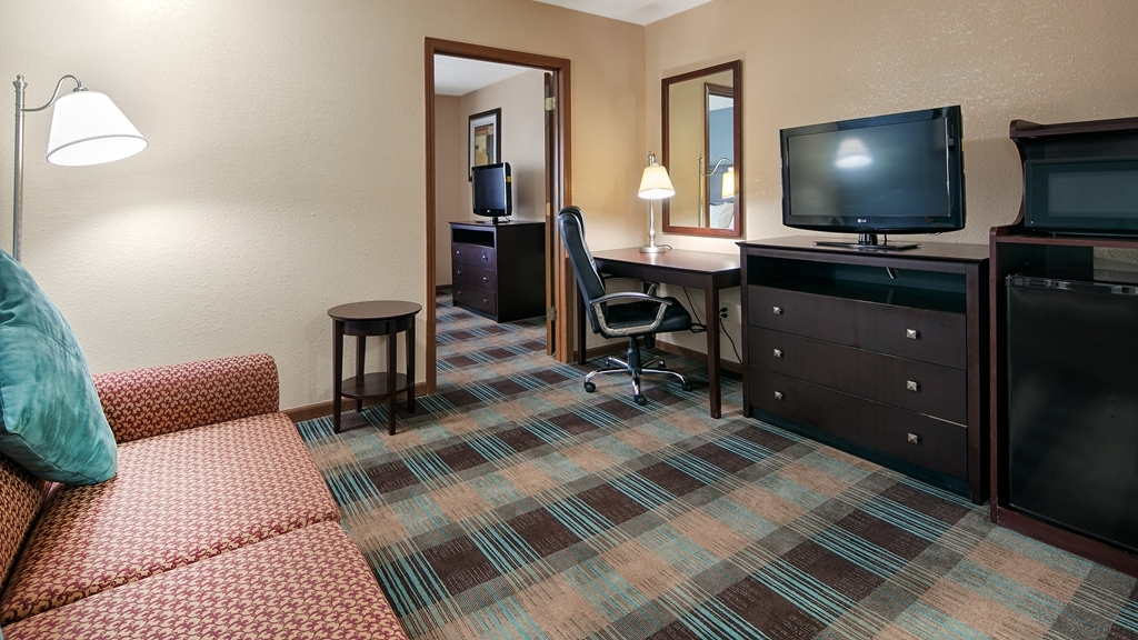 Best Western Regency Inn - Suite