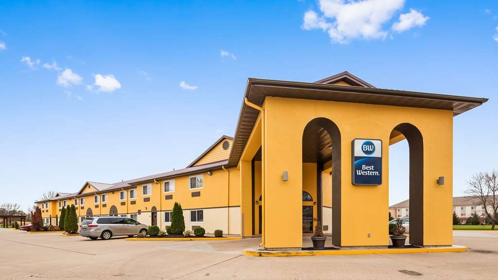 Best Western Regency Inn - Vista Exterior