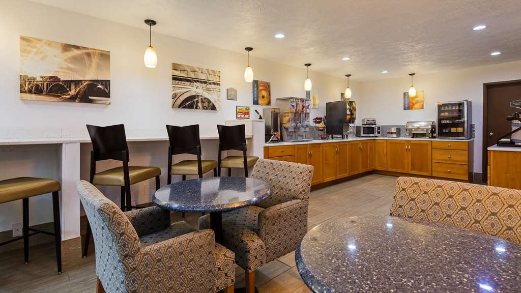 Best Western Regency Inn - Restaurante/Comedor