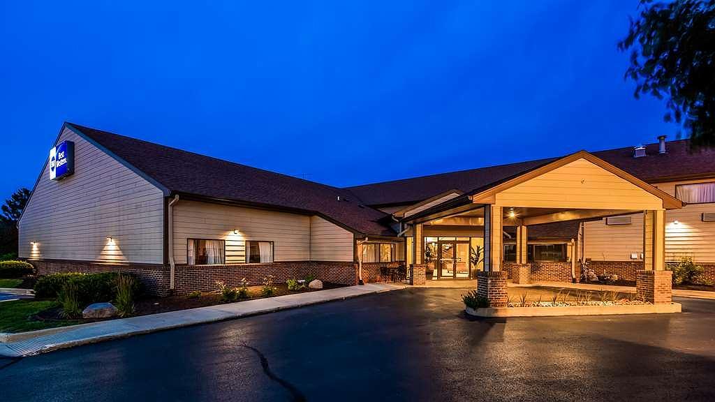 Best Western Monticello Gateway Inn - Vue extérieure
