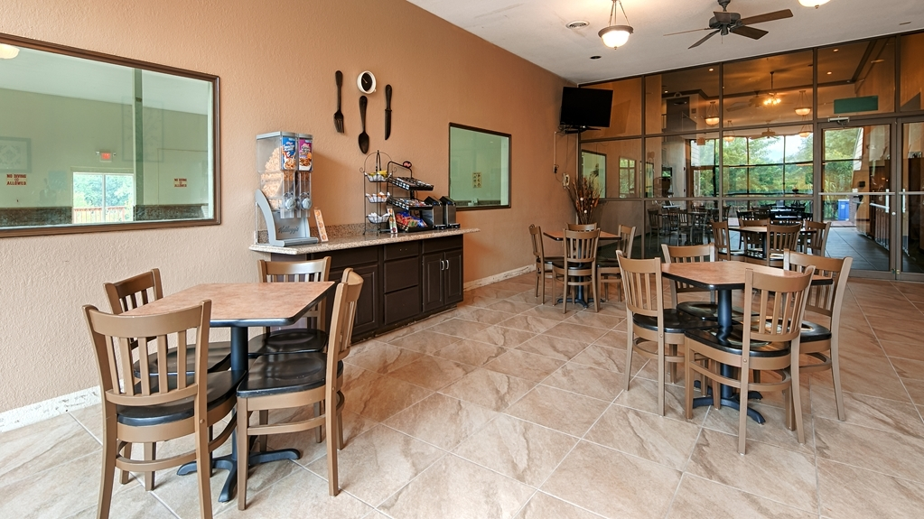 Best Western Monticello Gateway Inn - Restaurante/Comedor