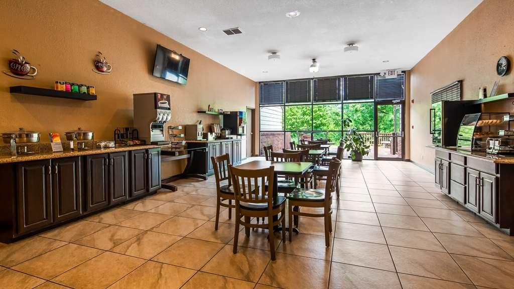 Best Western Monticello Gateway Inn - Breakfast Area