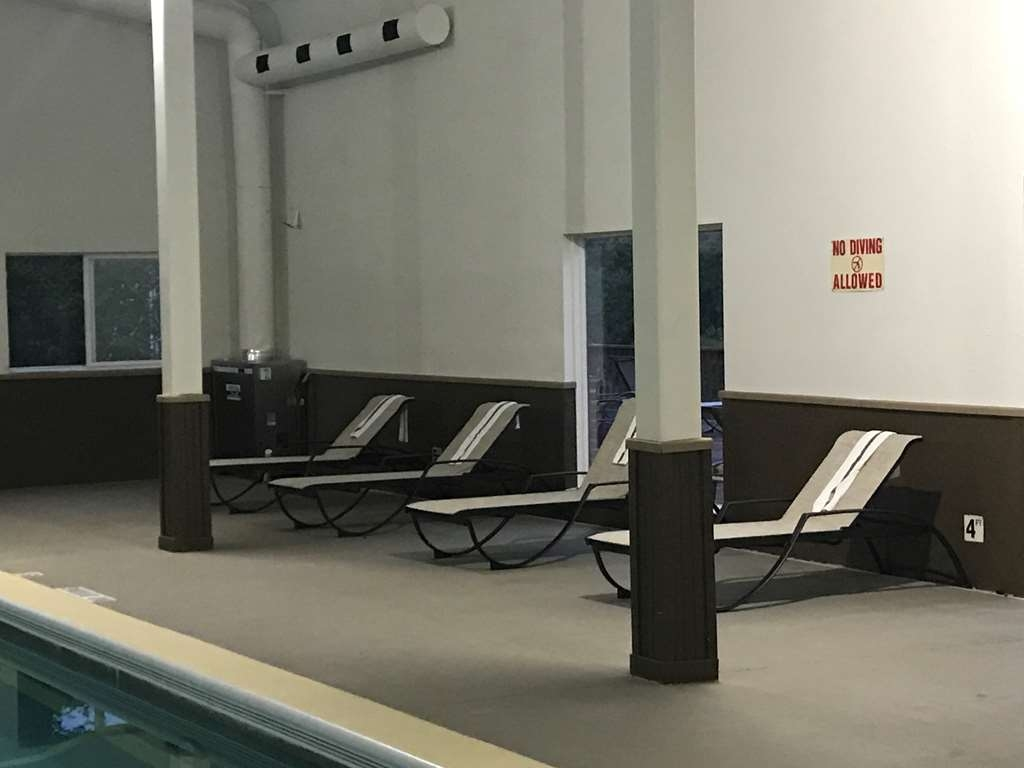 Best Western Monticello Gateway Inn - piscina coperta
