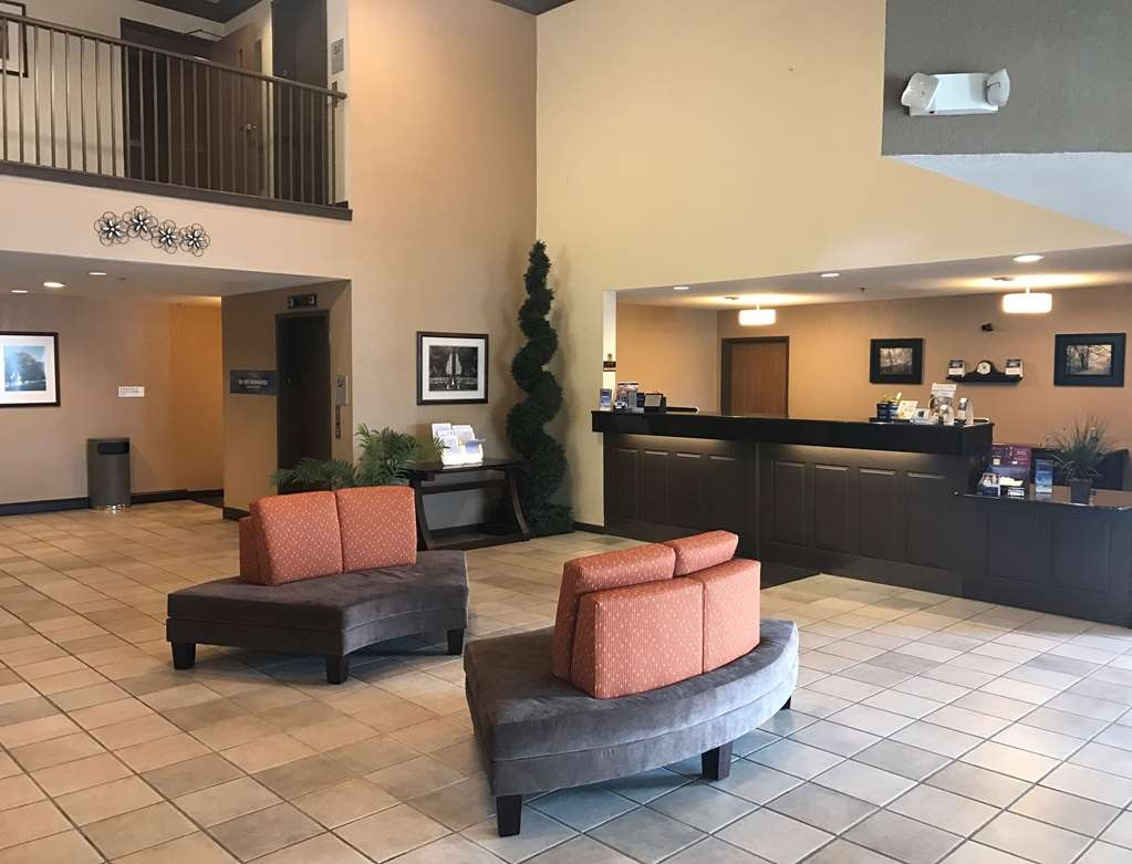 Best Western Monticello Gateway Inn - Vue du lobby