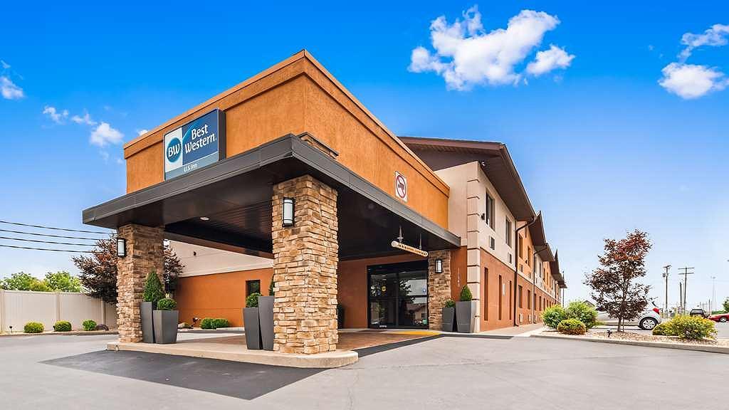 Best Western U. S. Inn - Vista exterior