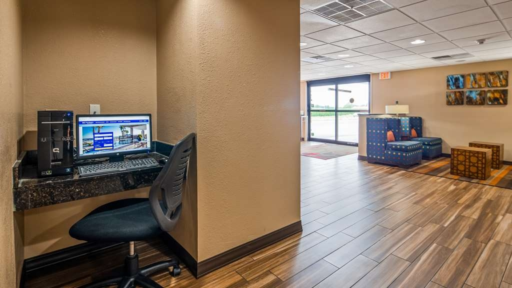 Best Western U. S. Inn - centro de negocios-característica