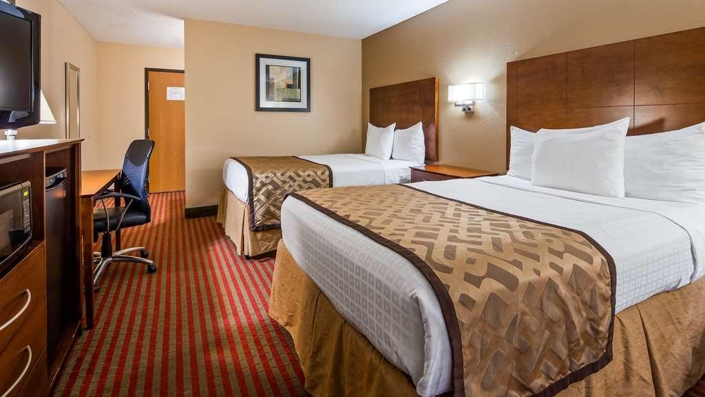 Best Western U. S. Inn - Gästezimmer/ Unterkünfte