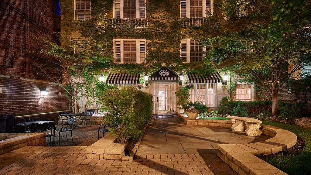 Best Western Plus Hawthorne Terrace Hotel - Vista exterior