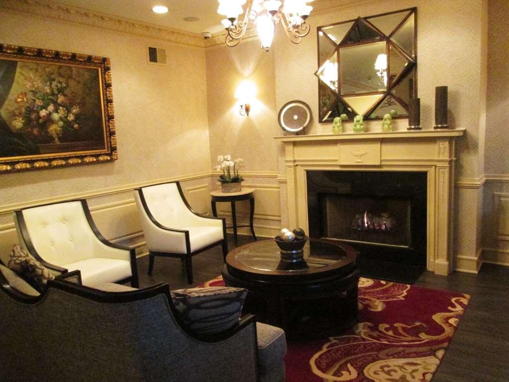 Best Western Plus Hawthorne Terrace Hotel - Vista del vestíbulo