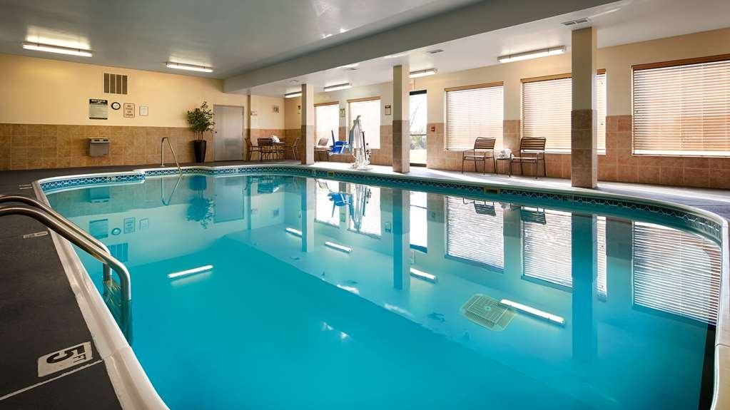 Best Western Clearlake Plaza - Piscina