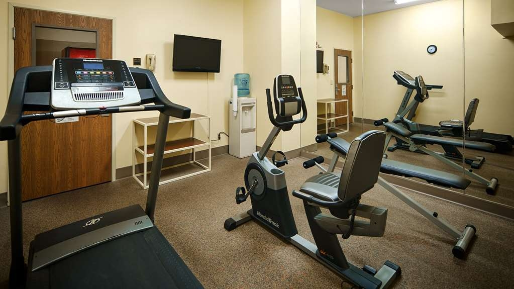 Best Western Clearlake Plaza - Club de remise en forme